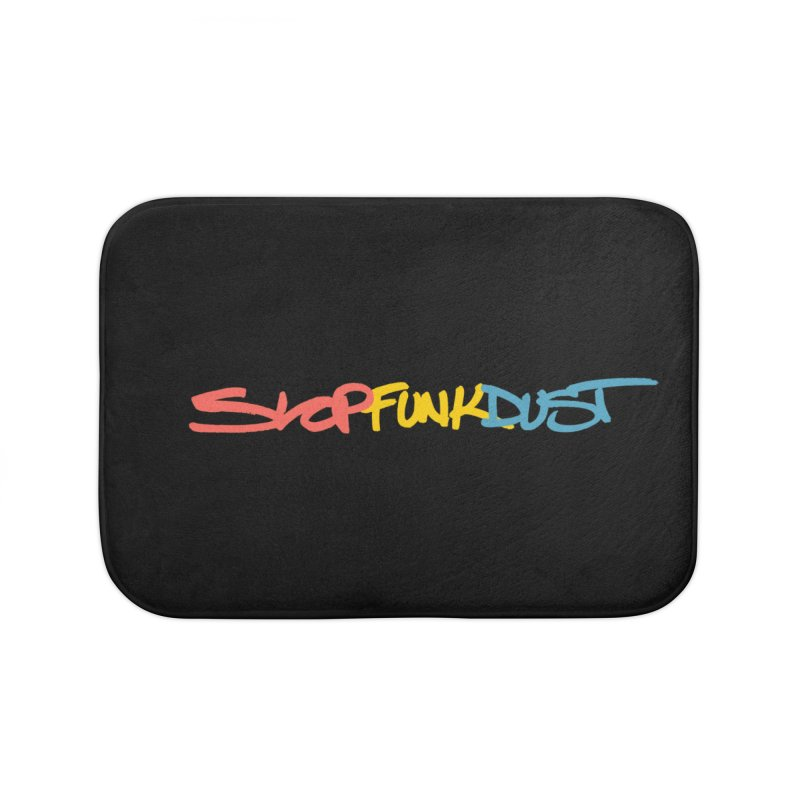 SlopFunkDust ASR 10 Vol. 2 Home Bath Mat by RIK.Supply