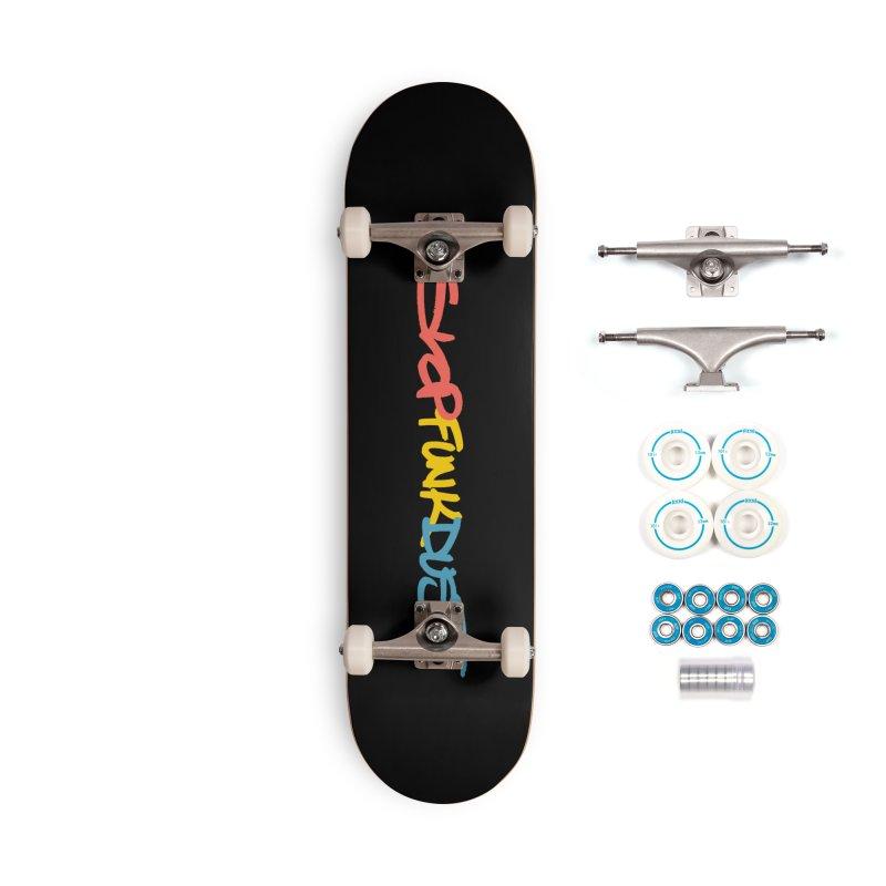 SlopFunkDust ASR 10 Vol. 2 Accessories Complete - Basic Skateboard by RIK.Supply