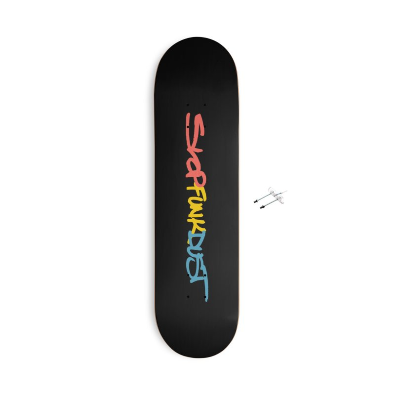 SlopFunkDust ASR 10 Vol. 2 Accessories With Hanging Hardware Skateboard by RIK.Supply