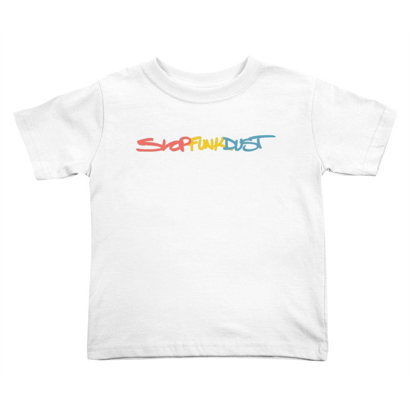 SlopFunkDust ASR 10 Vol. 2 Kids Toddler T-Shirt by RIK.Supply