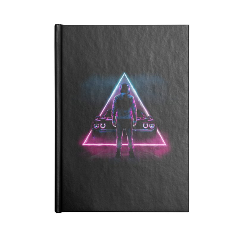 S. C. O. T. T. I. E. Accessories Blank Journal Notebook by RIK.Supply