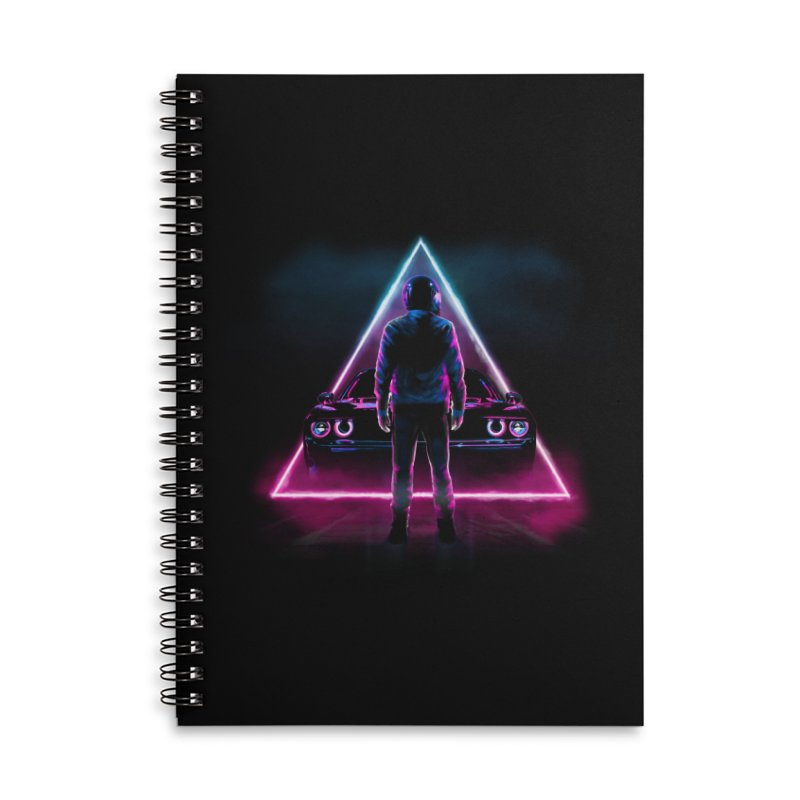 S. C. O. T. T. I. E. Accessories Lined Spiral Notebook by RIK.Supply
