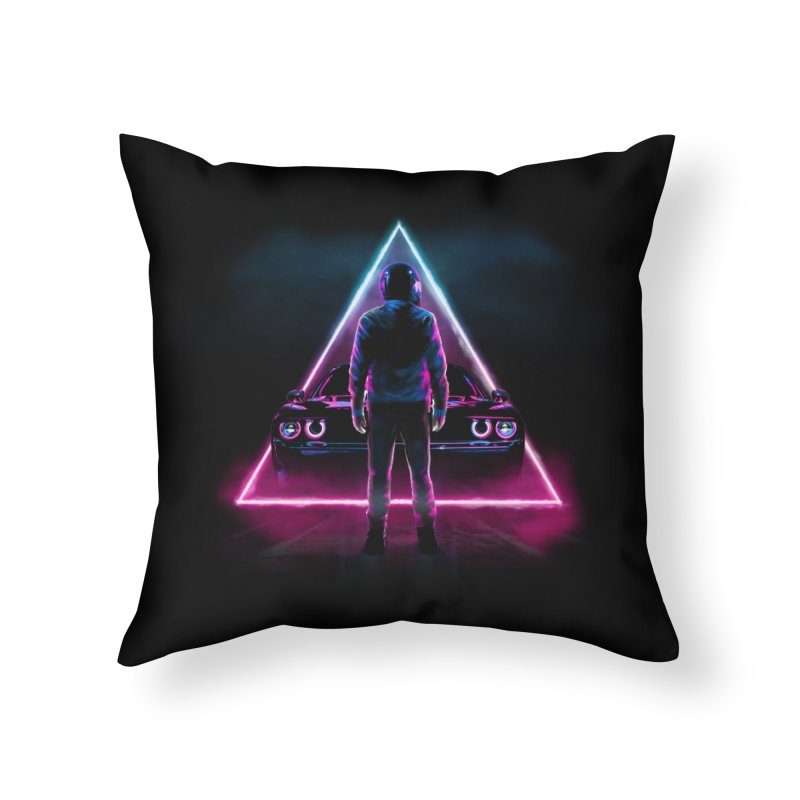 S. C. O. T. T. I. E. Home Throw Pillow by RIK.Supply