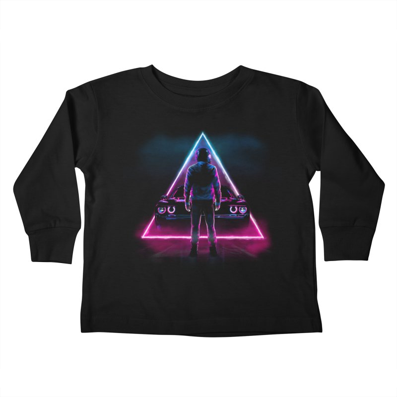 S. C. O. T. T. I. E. Kids Toddler Longsleeve T-Shirt by RIK.Supply