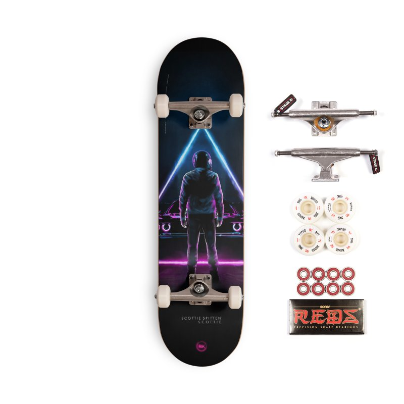 S. C. O. T. T. I. E. Accessories Complete - Pro Skateboard by RIK.Supply