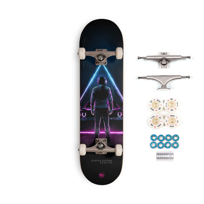 S. C. O. T. T. I. E. Accessories Complete - Premium Skateboard by RIK.Supply
