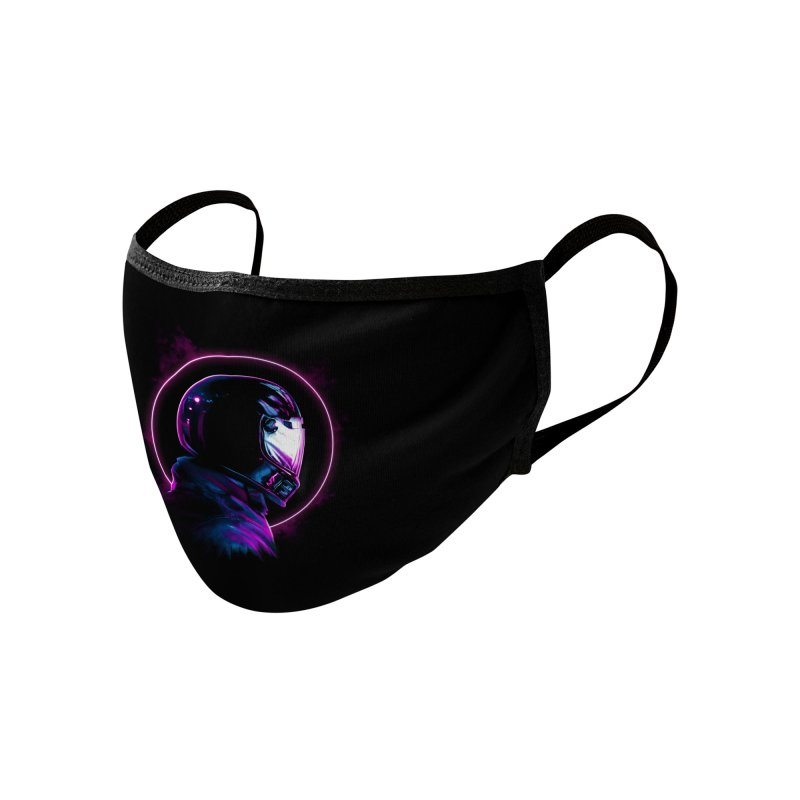 THE WRAITH Accessories Face Mask by RIK.Supply