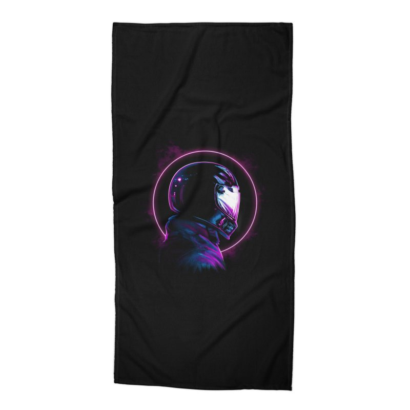 THE WRAITH Accessories Beach Towel by RIK.Supply