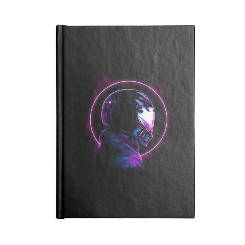 THE WRAITH Accessories Blank Journal Notebook by RIK.Supply