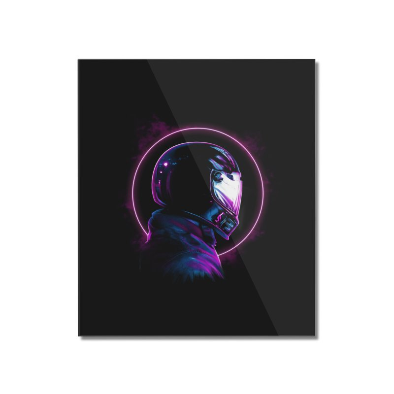 THE WRAITH Home Mounted Acrylic Print by RIK.Supply