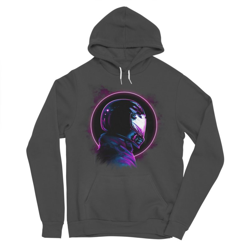 THE WRAITH Women's Sponge Fleece Pullover Hoody by RIK.Supply