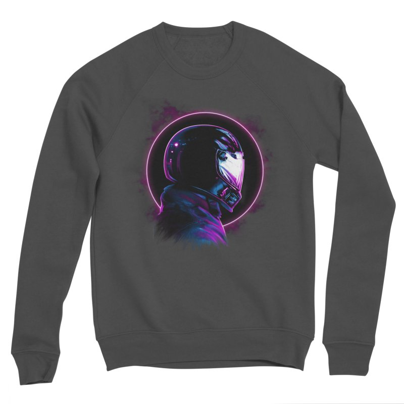 THE WRAITH Women's Sponge Fleece Sweatshirt by RIK.Supply