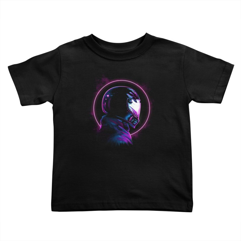 THE WRAITH Kids Toddler T-Shirt by RIK.Supply
