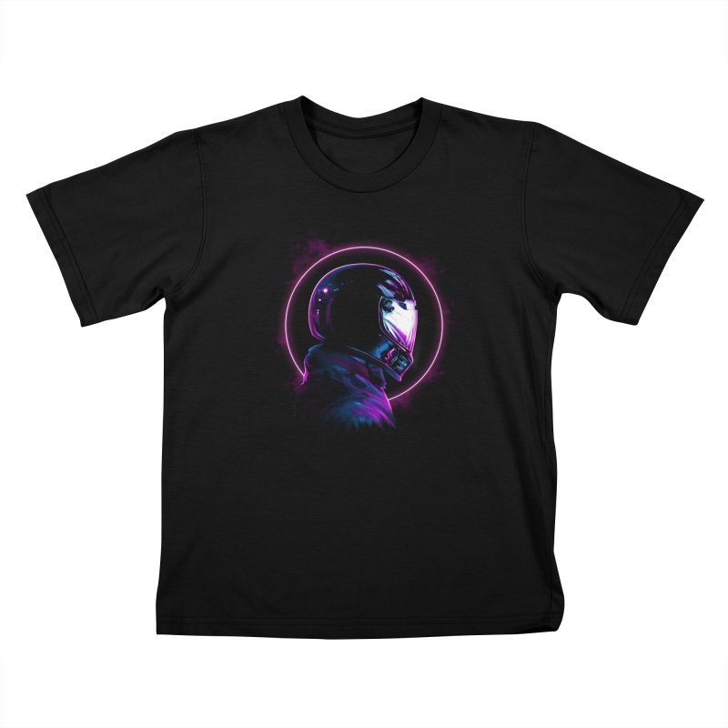 THE WRAITH Kids T-Shirt by RIK.Supply