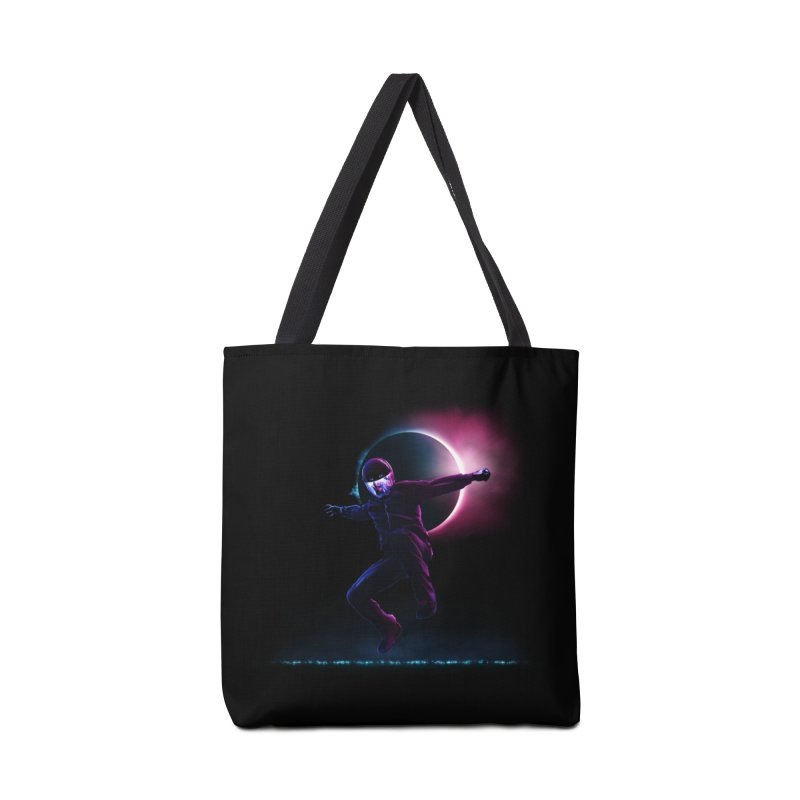S T A R M A N Accessories Tote Bag Bag by RIK.Supply