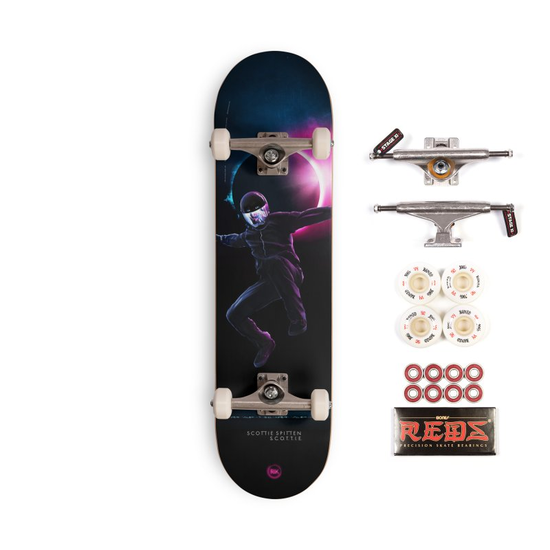 S T A R M A N Accessories Complete - Pro Skateboard by RIK.Supply