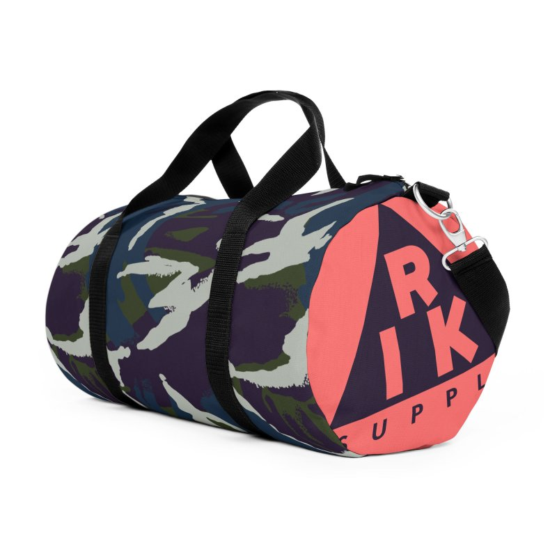 RIK.Supply (French DPM) Accessories Duffel Bag Bag by RIK.Supply