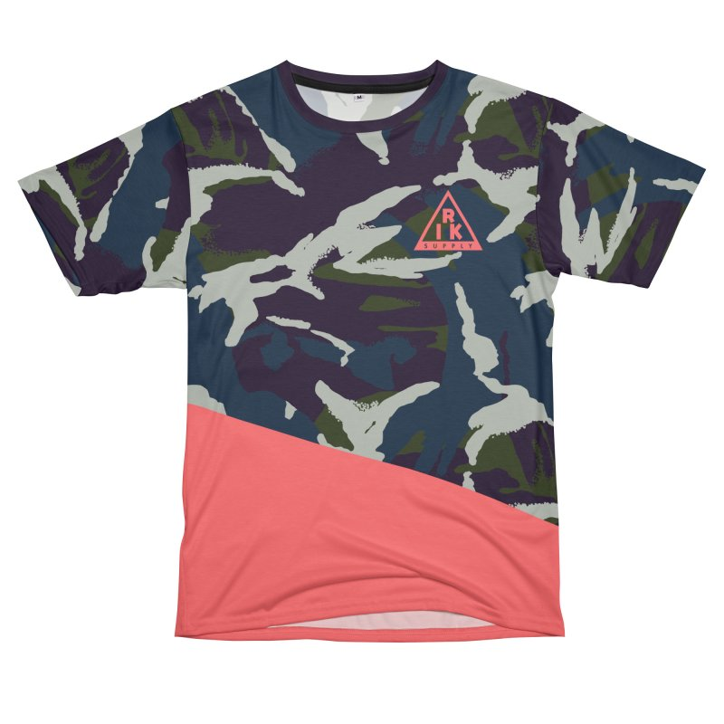 RIK.Supply (French DPM) Men's T-Shirt Cut & Sew by RIK.Supply
