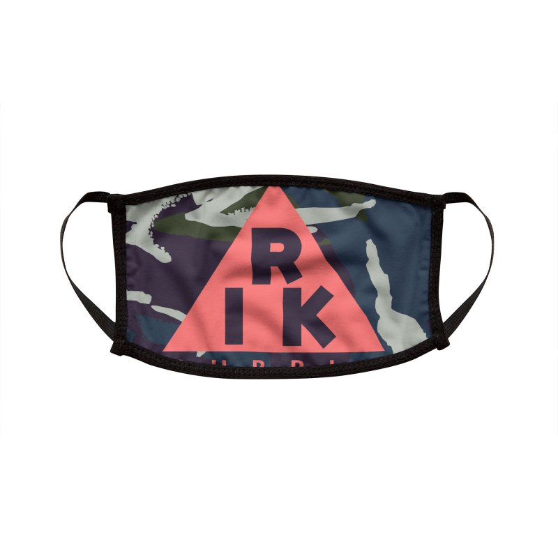 RIK.Supply (French DPM) Accessories Face Mask by RIK.Supply