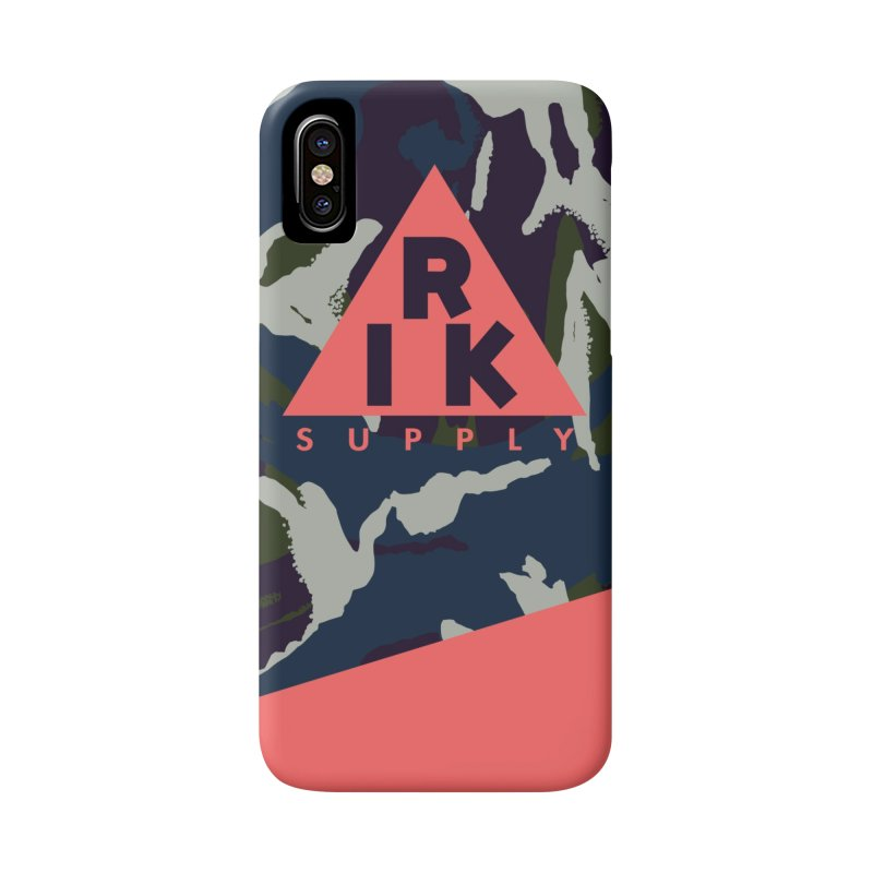 RIK.Supply (French DPM) Accessories Phone Case by RIK.Supply