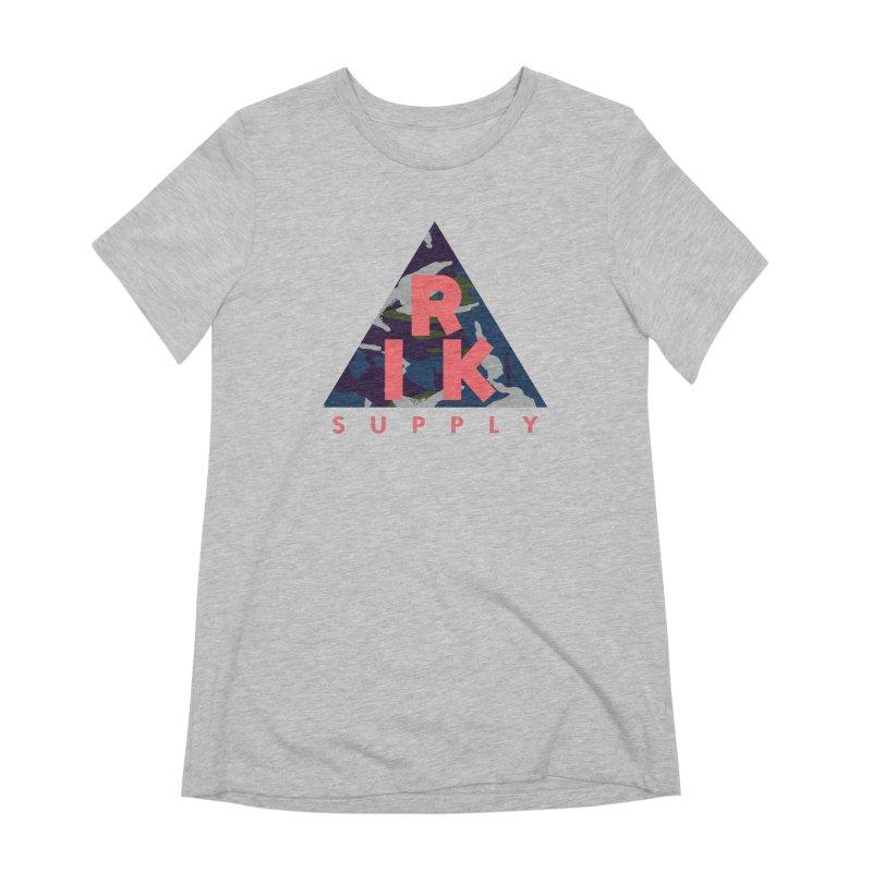 RIK.Supply (French DPM) Women's Extra Soft T-Shirt by RIK.Supply