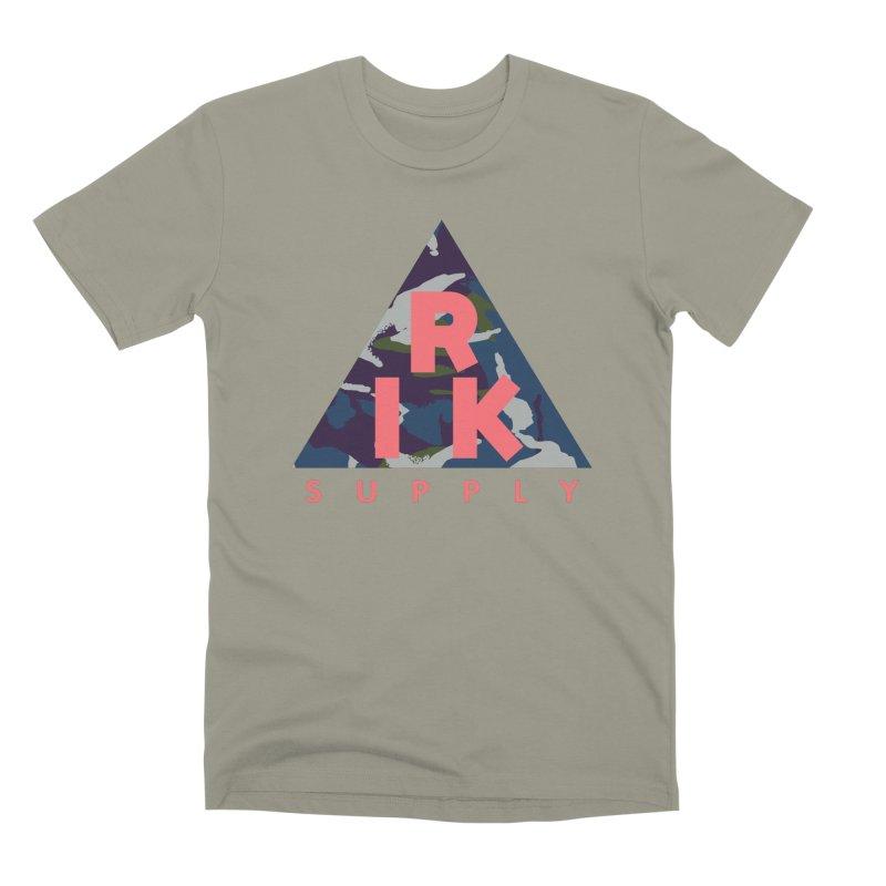 RIK.Supply (French DPM) Men's Premium T-Shirt by RIK.Supply