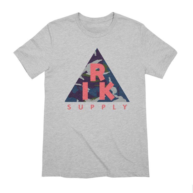 RIK.Supply (French DPM) Men's Extra Soft T-Shirt by RIK.Supply