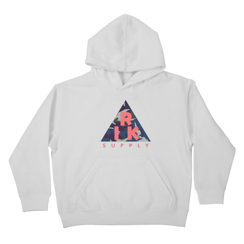 RIK.Supply (French DPM) Kids Pullover Hoody by RIK.Supply