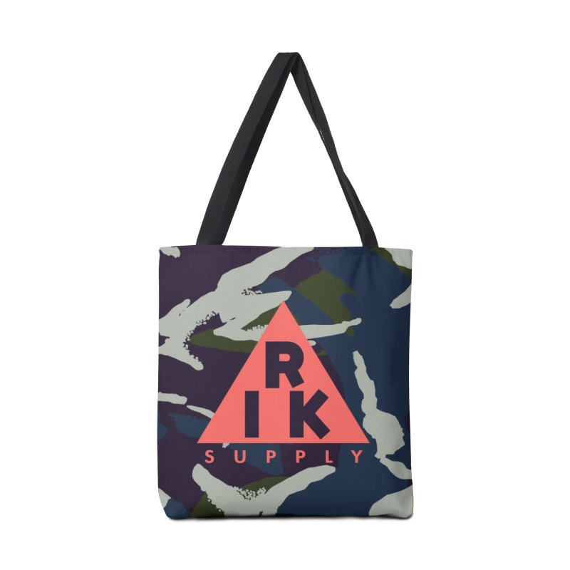RIK.Supply (French DPM) Accessories Tote Bag Bag by RIK.Supply