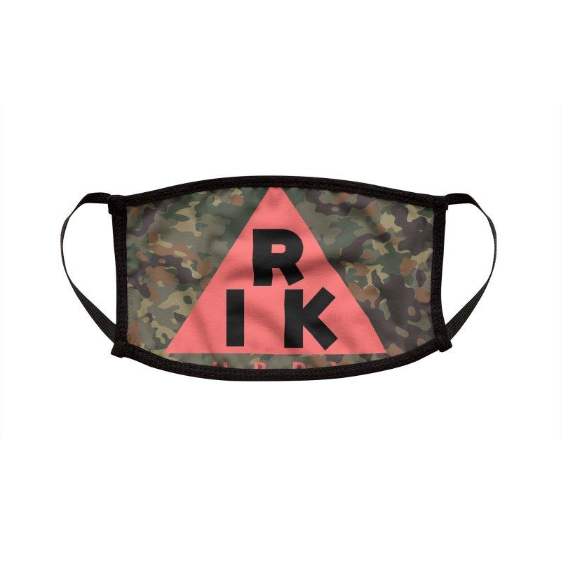 RIK.Supply (Flecktarn) Accessories Face Mask by RIK.Supply