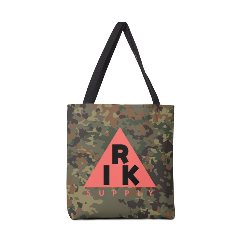 RIK.Supply (Flecktarn) Accessories Tote Bag Bag by RIK.Supply
