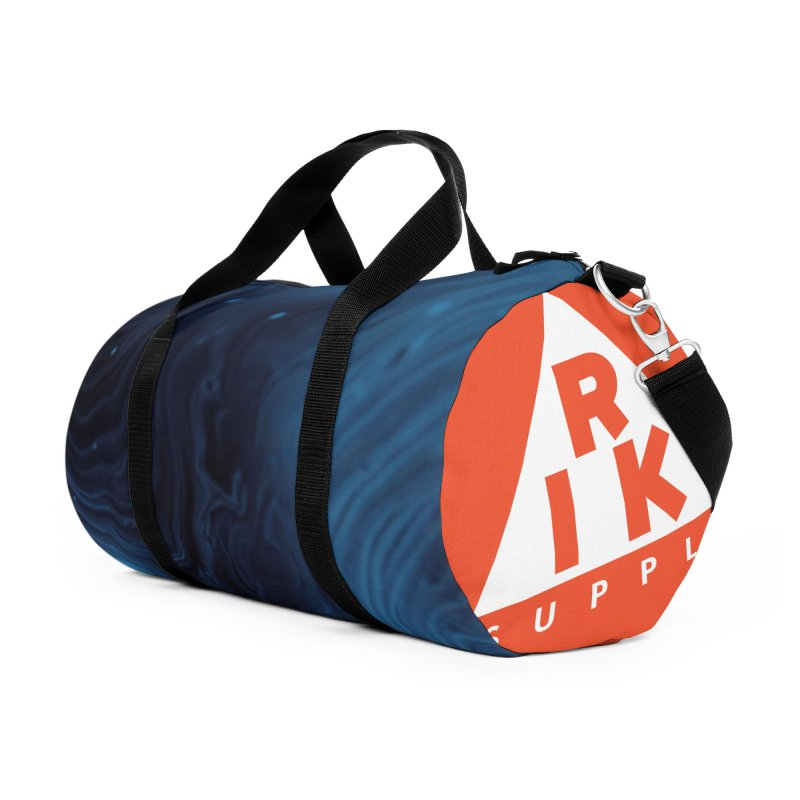 RIK.Supply (Blue Wave) Accessories Bag by RIK.Supply