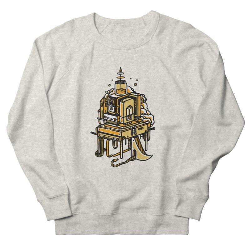 Ultrabyte Women's Sweatshirt by rasefour's Artist Shop