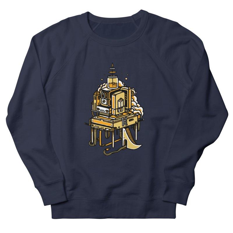 Ultrabyte Men's Sweatshirt by rasefour's Artist Shop