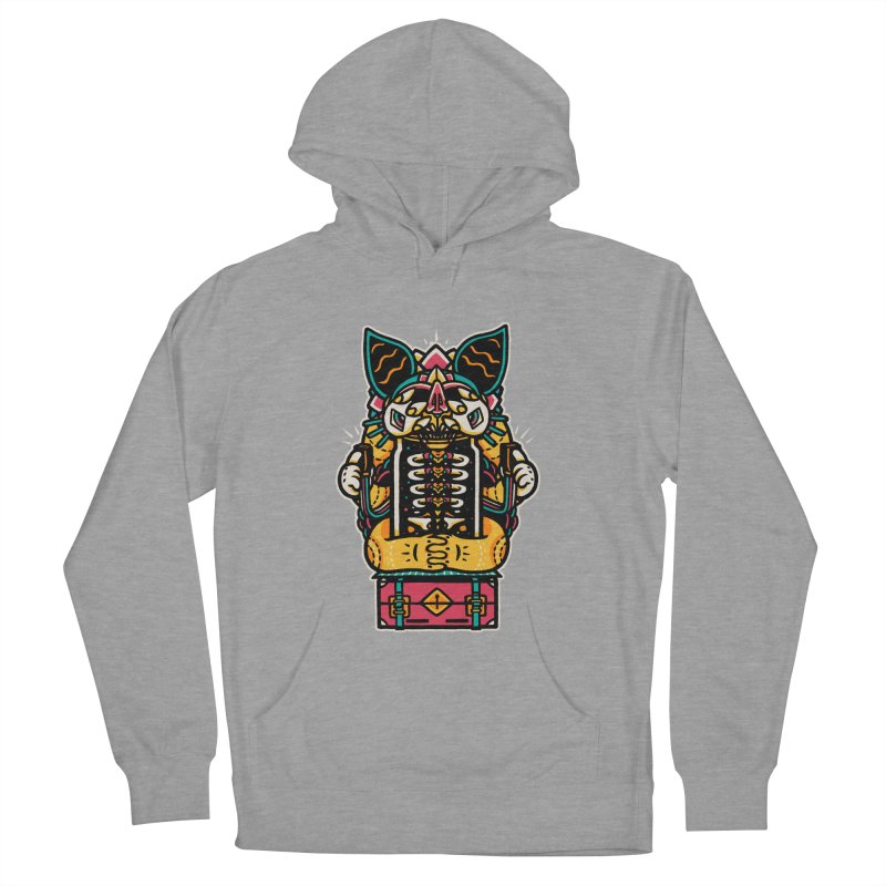 Temple Women's Pullover Hoody by rasefour's Artist Shop