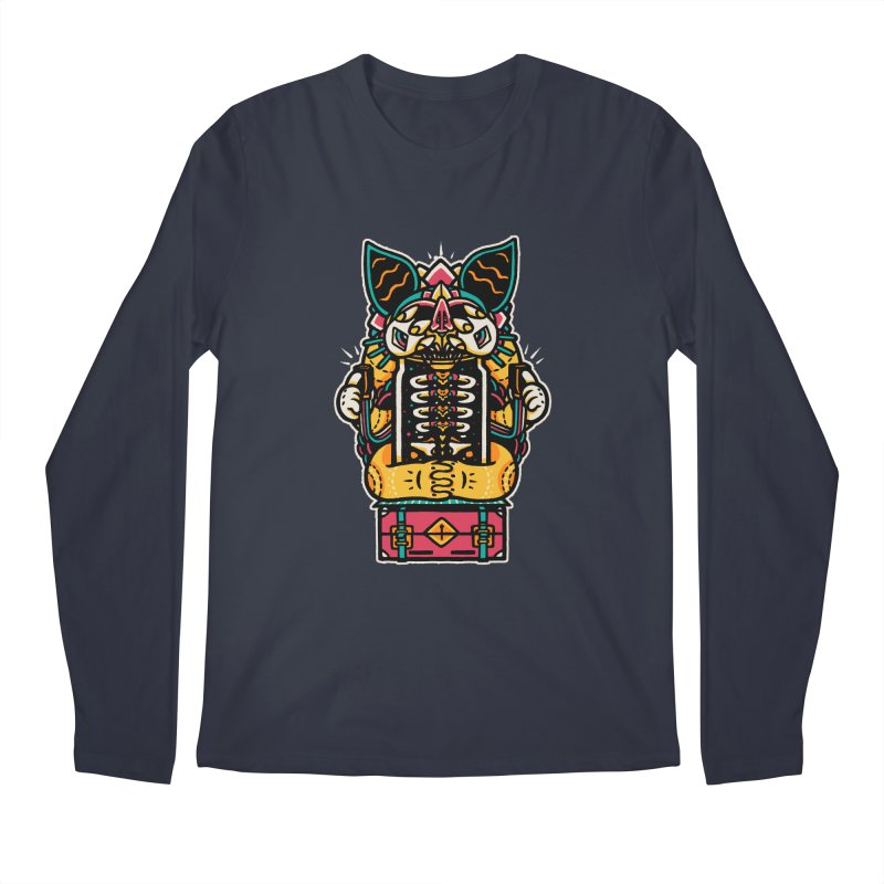 Temple Men's Longsleeve T-Shirt by rasefour's Artist Shop