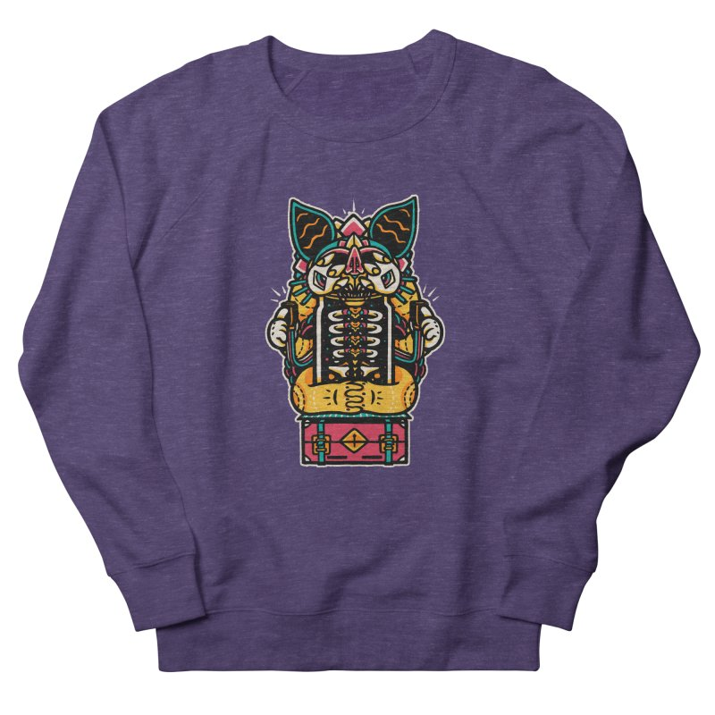 Temple Women's Sweatshirt by rasefour's Artist Shop