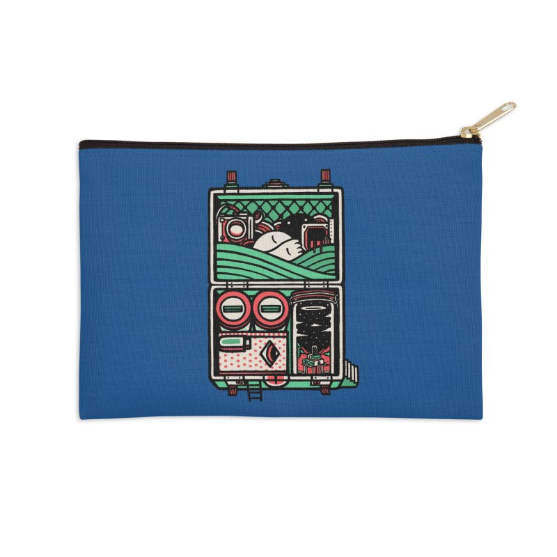 Packing Accessories Zip Pouch by rasefour's Artist Shop