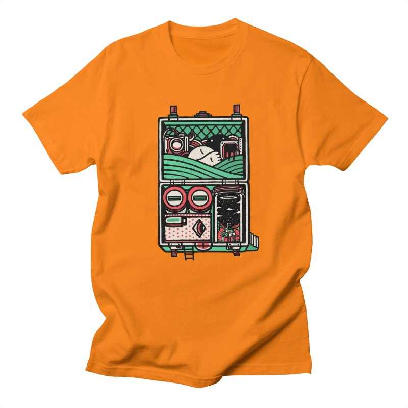 Packing Men's T-shirt by rasefour's Artist Shop