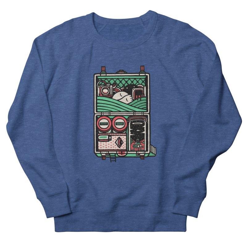 Packing Women's Sweatshirt by rasefour's Artist Shop