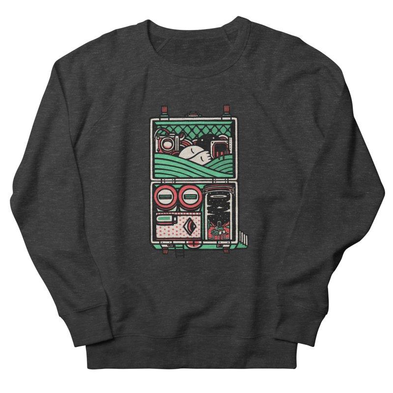 Packing Men's Sweatshirt by rasefour's Artist Shop