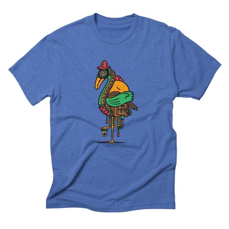 Birth Men's Triblend T-Shirt by rasefour's Artist Shop