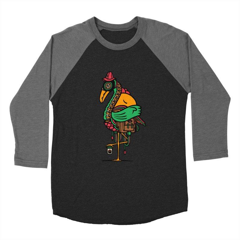 Birth Women's Baseball Triblend T-Shirt by rasefour's Artist Shop