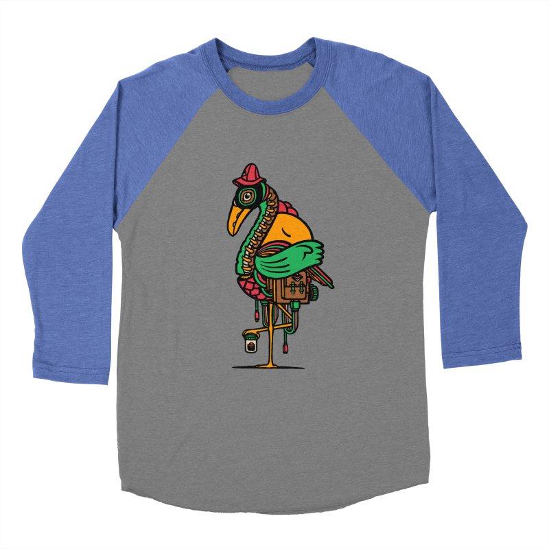 Birth Men's Baseball Triblend T-Shirt by rasefour's Artist Shop