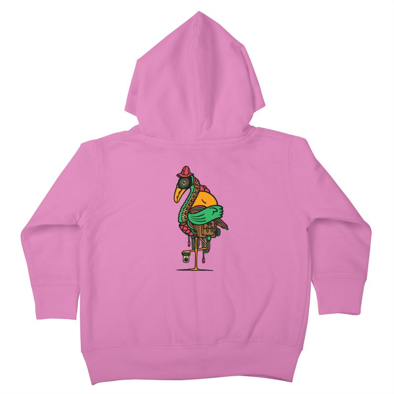 Birth Kids Toddler Zip-Up Hoody by rasefour's Artist Shop