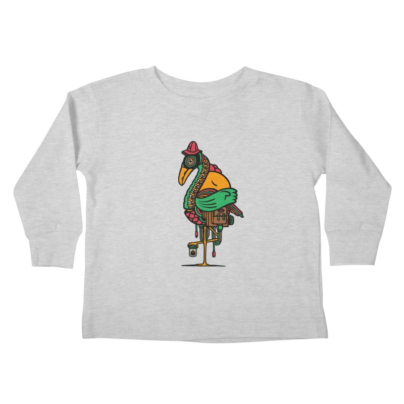 Birth Kids Toddler Longsleeve T-Shirt by rasefour's Artist Shop