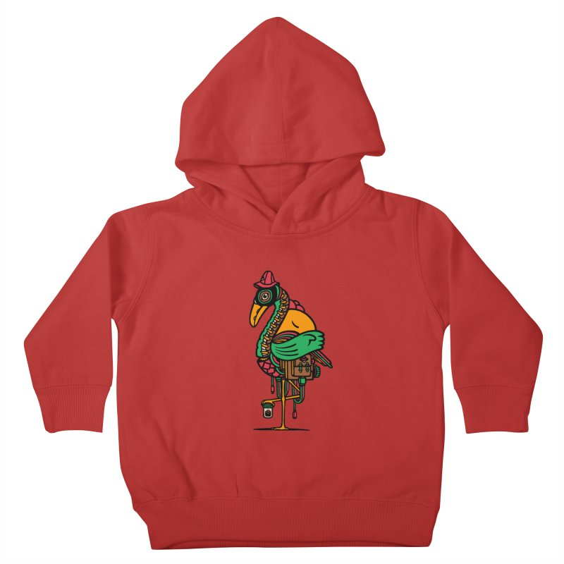 Birth Kids Toddler Pullover Hoody by rasefour's Artist Shop