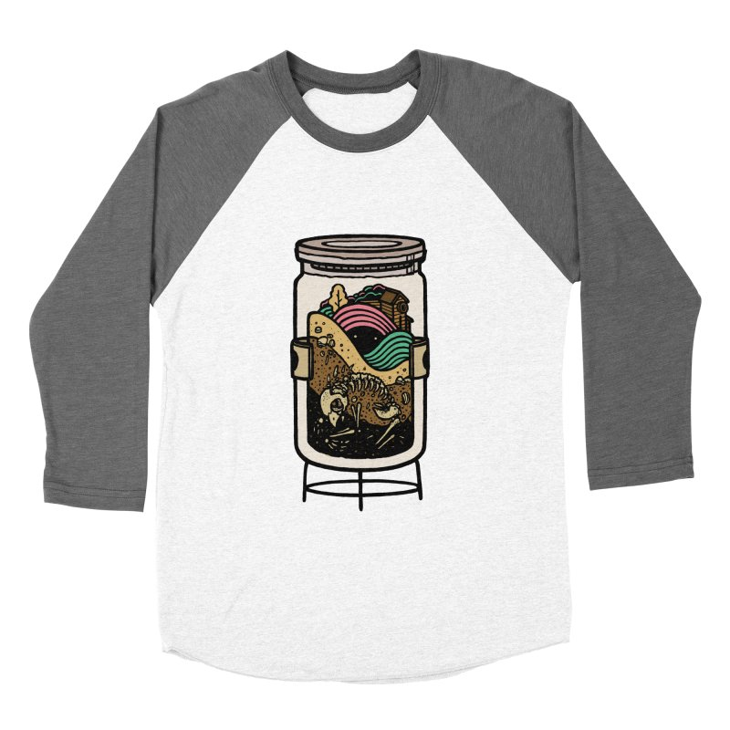 Historica Women's Baseball Triblend T-Shirt by rasefour's Artist Shop