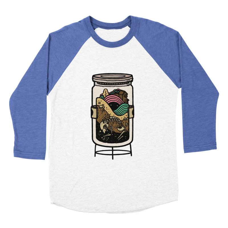 Historica Men's Baseball Triblend T-Shirt by rasefour's Artist Shop
