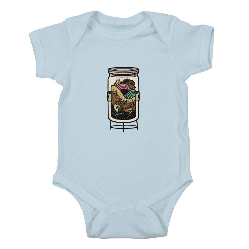 Historica Kids Baby Bodysuit by rasefour's Artist Shop